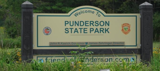 Punderson State Park, Newbury, Ohio