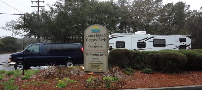James Island County Park Campground, Charleston, S.C.