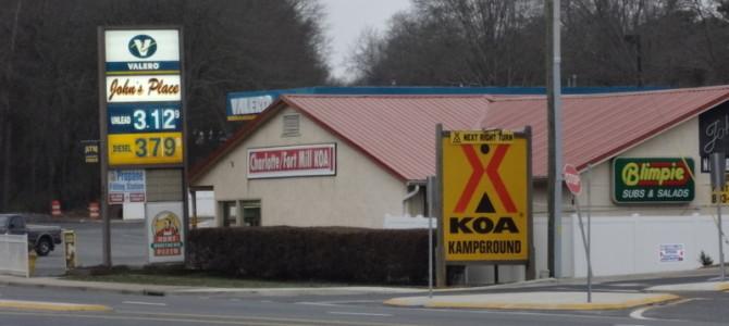 Charlotte/Fort Mill KOA, Fort Mill, S.C.