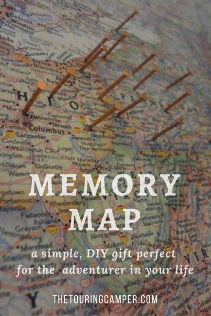 DIY memory map