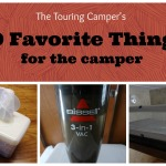Our top 10 favorite things for the camper