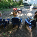 Tips for a safe and fun campfire with kids