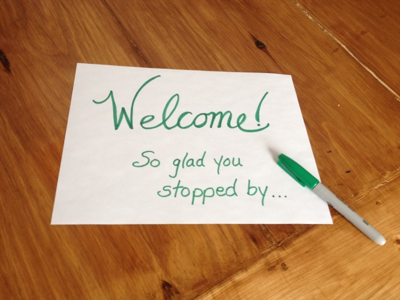 Welcome! So glad you stopped by TheTouringCamper.com