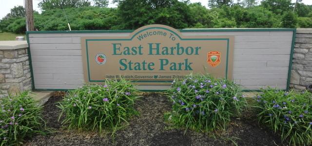 East Harbor State Park, Ohio