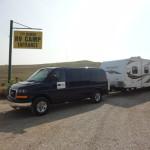7th Ranch RV Camp, Garryowen MT