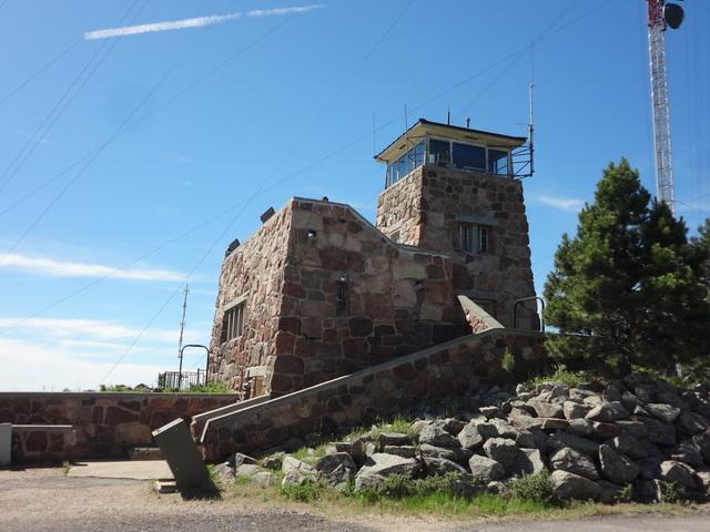 Mt. Coolidge Firetower