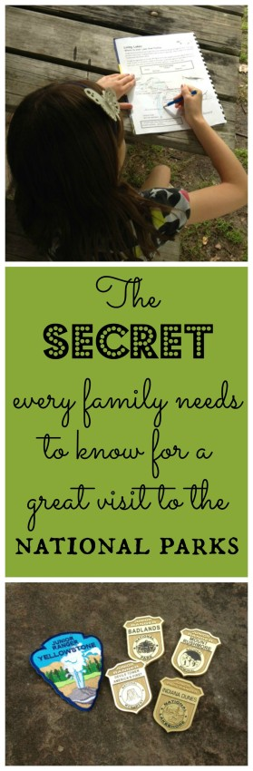 The secret every family needs to know for a great visit to the National Parks