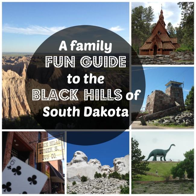 Black Hills Family Fun Guide