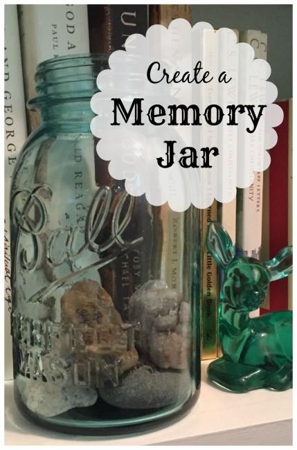 Create a Memory Jar