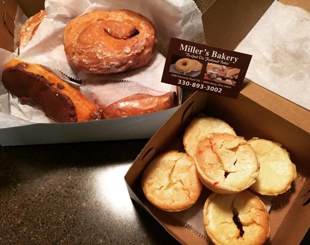 Miller's Bakery, Charm, Ohio