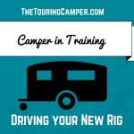 Camper in Training: How to tow a camper