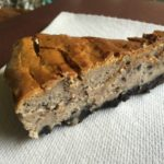 Dutch oven cheesecake, two ways