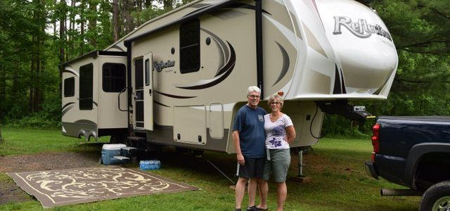 Faces of the Campground: Grand Design Gathering