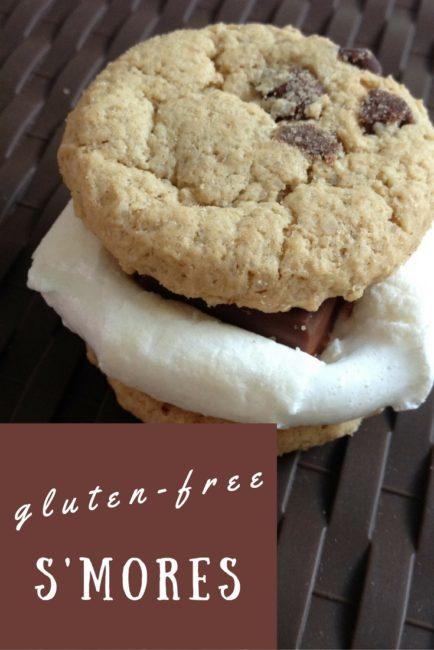 Gluten-free s'mores