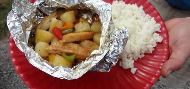 Monthly Morsel: Easy Chicken Teriyaki