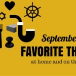 Favorite Things: September 2016