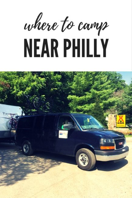 philly camping