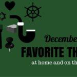 Favorite Things: December 2016