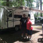 Faces of the Campground: Jim and Carol