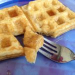 Monthly Morsel: Gluten-Free Camping Waffles