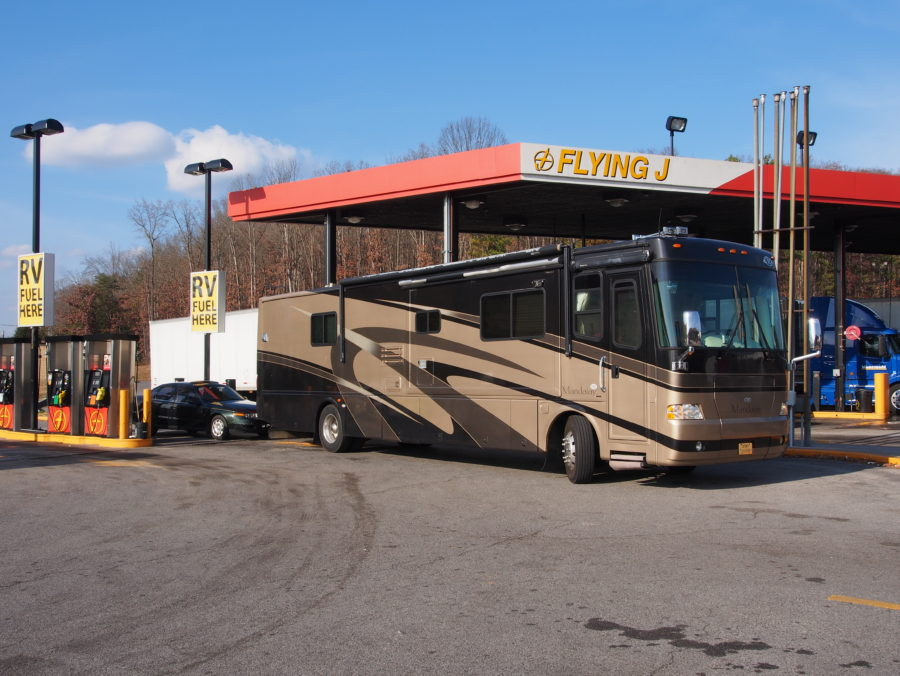 Pit stops: RV friendly gas stations & services