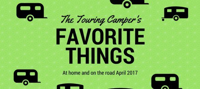 Favorite Things: April 2017