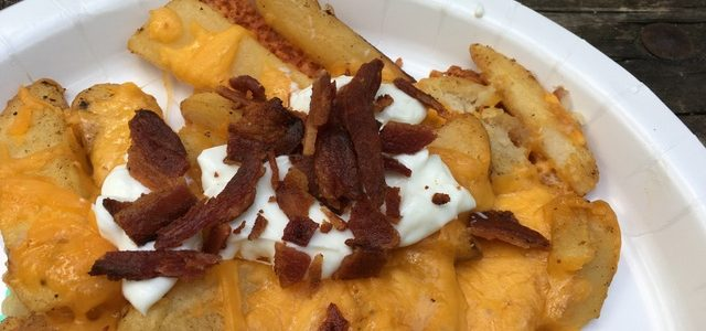 Monthly Morsel: Loaded Camp Fries