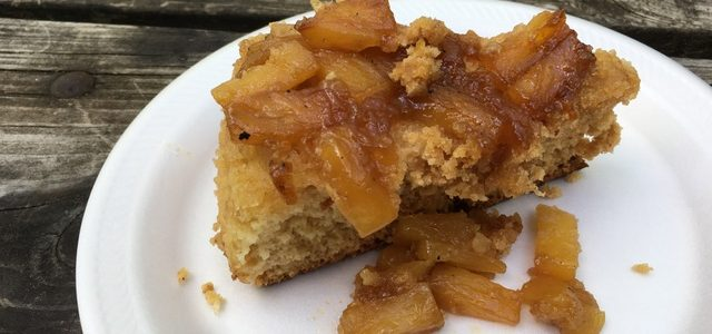 Monthly Morsel: Gluten-Free Pineapple Upside Down Cake … in the dutch!