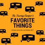 Favorite Things: October 2017
